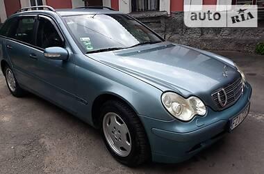 Mercedes-Benz C 200 2003 в Виннице