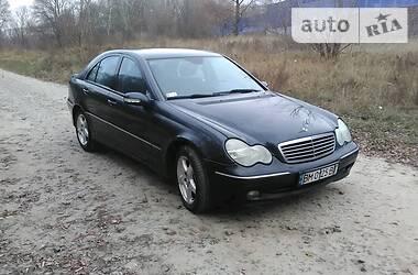 Mercedes-Benz C 200 2003 в Сумах
