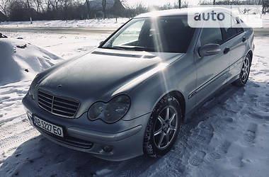 Mercedes-Benz C 200 2004 в Виннице