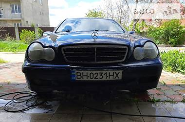 Седан Mercedes-Benz C 200 2000 в Одессе