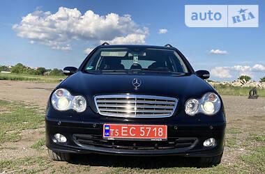 Универсал Mercedes-Benz C 200 2007 в Тернополе