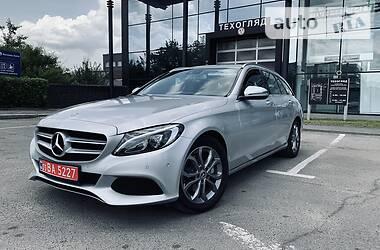Универсал Mercedes-Benz C 200 2017 в Луцке