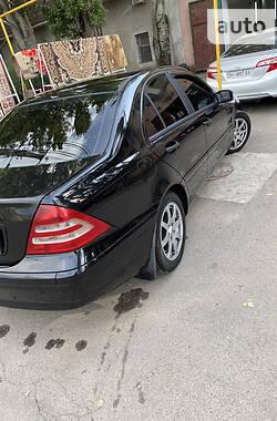 Седан Mercedes-Benz C 200 2002 в Одессе