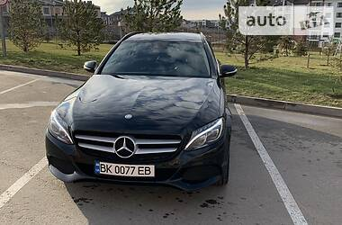 Mercedes-Benz C 220 2014 в Ровно
