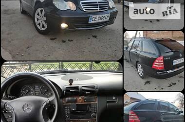 Mercedes-Benz C 220 2006 в Черновцах