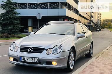 Mercedes-Benz C 220 2002 в Киеве