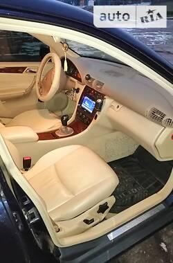 Mercedes-Benz C 220 2002 в Полтаве