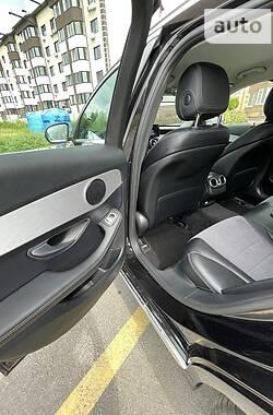 Унiверсал Mercedes-Benz C 220 2017 в Києві