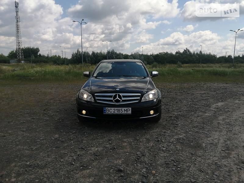 Седан Mercedes-Benz C 220 2008 в Дрогобыче