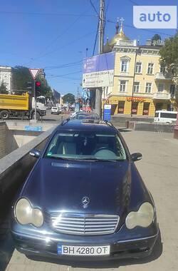 Универсал Mercedes-Benz C 220 2001 в Одессе