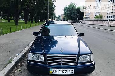 Mercedes-Benz C 230 1996 в Киеве