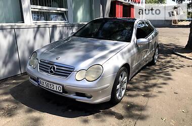 Mercedes-Benz C 230 2003 в Харькове