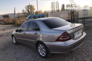 Mercedes-Benz C 230 2003 в Ивано-Франковске
