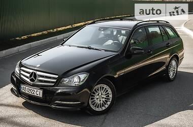 Mercedes-Benz C 250 2011 в Виннице