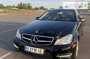 Mercedes-Benz C 250 2014 в Киеве