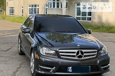 Седан Mercedes-Benz C 250 2012 в Бердянске