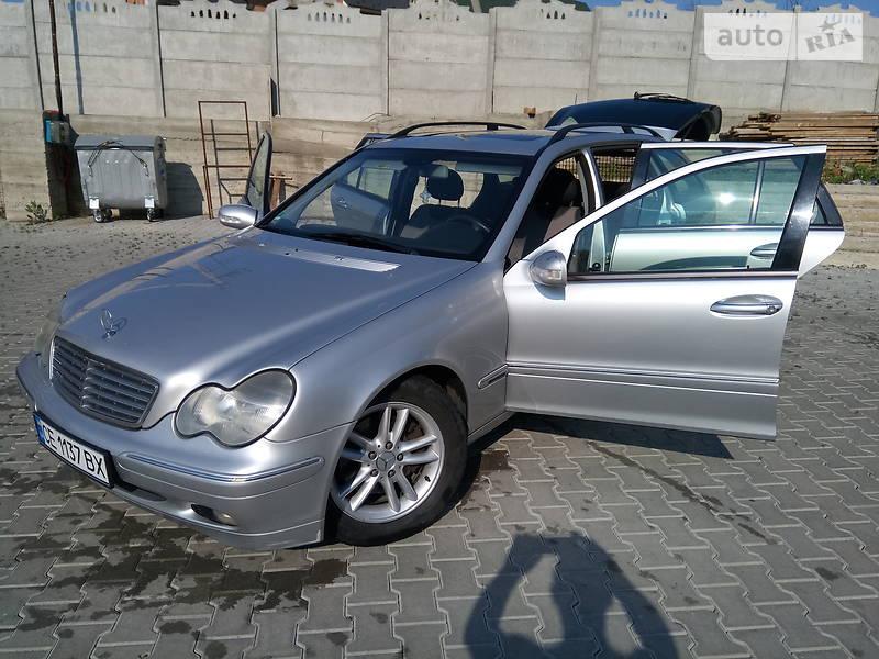 Mercedes C-Class 2003 года в Черновцах