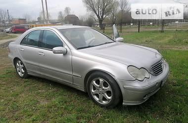 Mercedes-Benz C 270 2001 в Черновцах