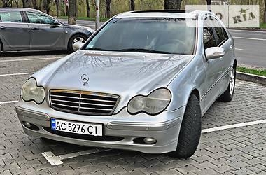 Mercedes-Benz C 270 2003 в Луцке
