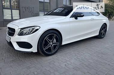 Купе Mercedes-Benz C 300 2016 в Кривом Роге