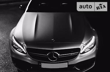 Mercedes-Benz C 63 AMG 2016 в Киеве