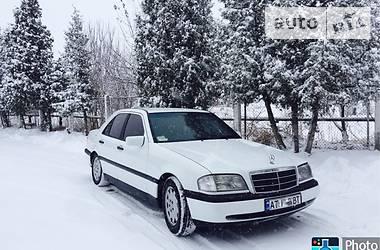 Mercedes-Benz C-Class 1995 в Ивано-Франковске