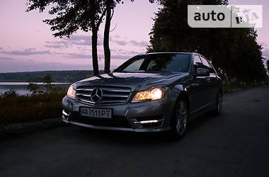 Mercedes-Benz C-Class 2013 в Киеве
