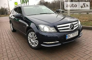 Mercedes-Benz C-Class 2.2 cdi elegance 2013