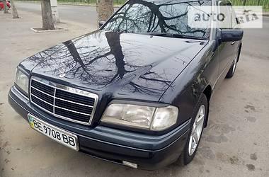 Mercedes-Benz C-Class 1996 в Николаеве