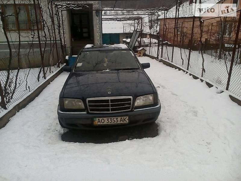 Mercedes-Benz C-Class 1999 в Мукачево