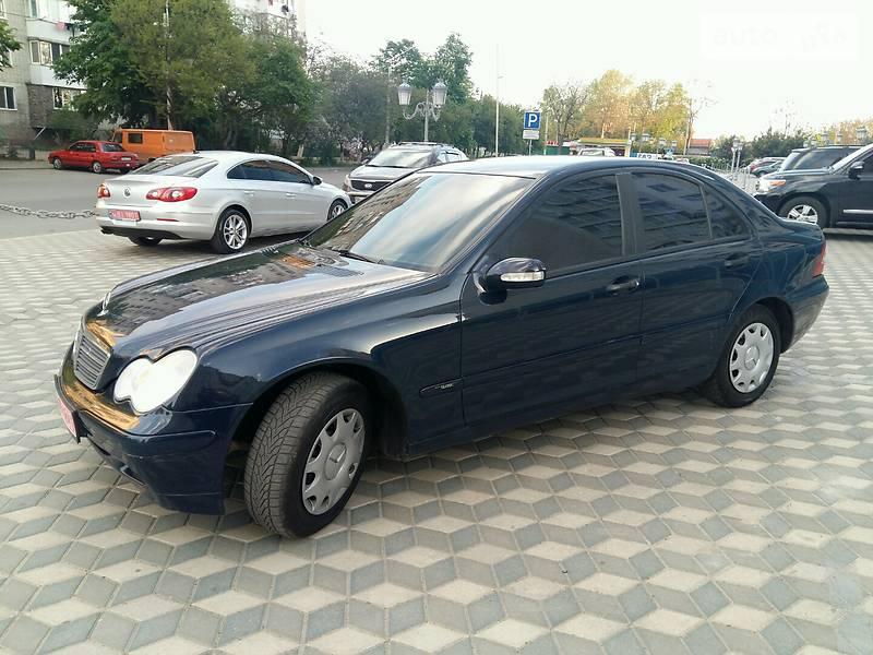 Mercedes-Benz C-Class 2000 в Одессе