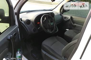 Минивэн Mercedes-Benz Citan пас. 2013 в Чигирине