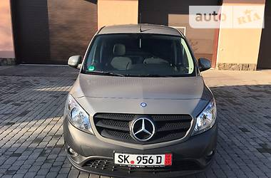Mercedes-Benz Citan 2014 в Староконстантинове