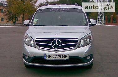 Mercedes-Benz Citan 2013 в Измаиле