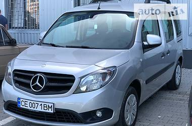 Mercedes-Benz Citan 2014 в Черновцах