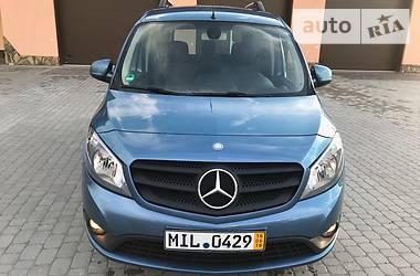 Mercedes-Benz Citan 2014 в Староконстантинове