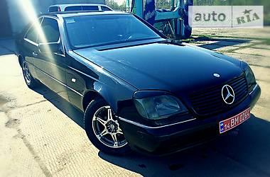 Mercedes-Benz CL 420 1998