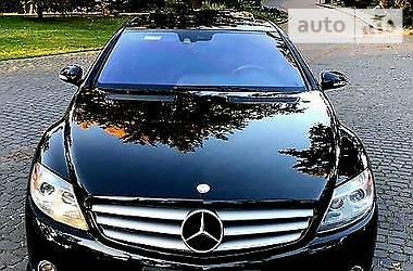 Mercedes-Benz CL 500 2007 в Киеве