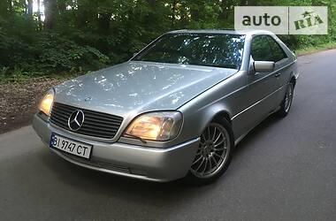 Mercedes-Benz CL 500 1997 в Києві