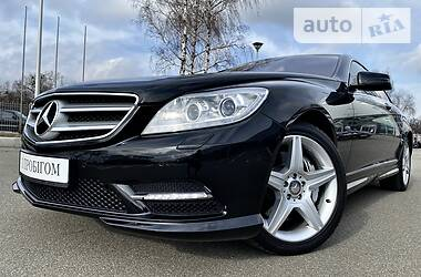 Mercedes-Benz CL 500 2013 в Киеве