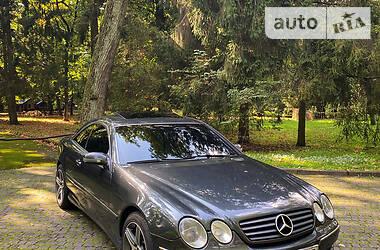 Купе Mercedes-Benz CL 500 2001 в Львове