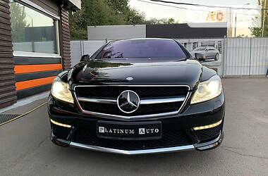 Mercedes-Benz CL 550 2010 в Одессе