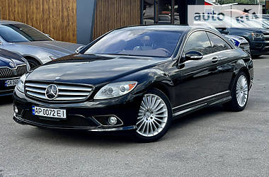 Купе Mercedes-Benz CL 550 2008 в Киеве