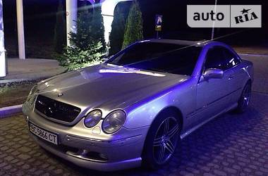 Mercedes-Benz CL 600 2000 в Львове