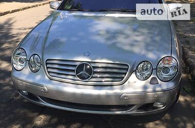 Mercedes-Benz CL 600 2001 в Херсоне