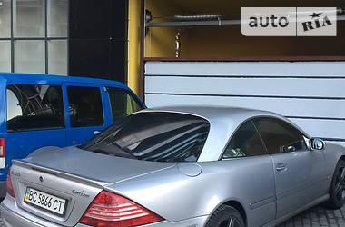 Mercedes-Benz CL 600 2000 в Львове