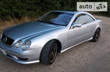 Купе Mercedes-Benz CL 600 2001 в Черновцах