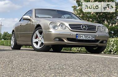 Купе Mercedes-Benz CL 600 2001 в Одессе