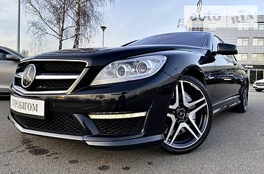 Mercedes-Benz CL 63 AMG 2013 в Киеве