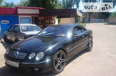 Mercedes-Benz CL 65 AMG 2004 в Луганске